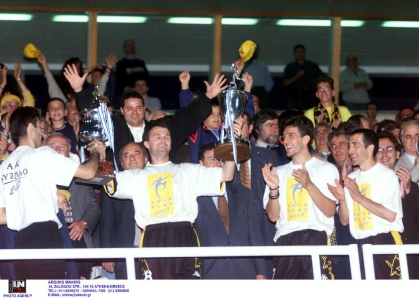 Τόνι Σαβέβσκι: Ο καλύτερος ξένος παίκτης στην ιστορία της ΑΕΚ, με τη δική σας ψήφο!