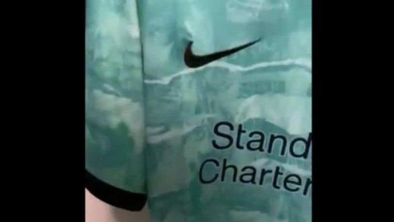 Διέρρευσε η καινούρια εκτός έδρας εμφάνιση της Λίβερπουλ από τη Nike!