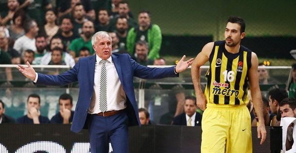 Σλούκας: «Έχω συμβόλαιο στη Φενέρ, αλλά αλλάζει η συζήτηση αν φύγει ο Ομπράντοβιτς»