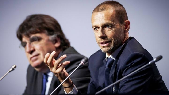 Εντολή UEFA: «Να βγουν πρωταθλητές σε όλα τα πρωταθλήματα»