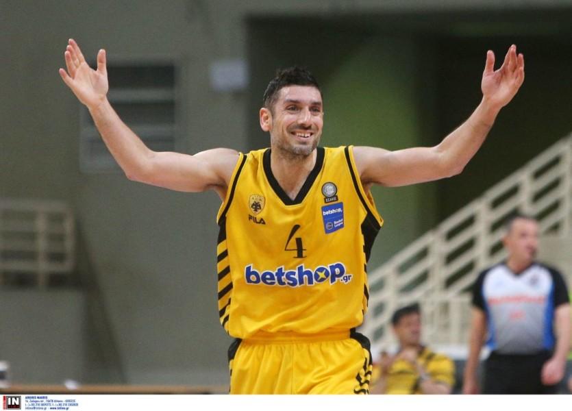Βασίλης Ξανθόπουλος: Ο καλύτερος έκτος παίκτης στην ιστορία της ΑΕΚ, με τη δική σας ψήφο!