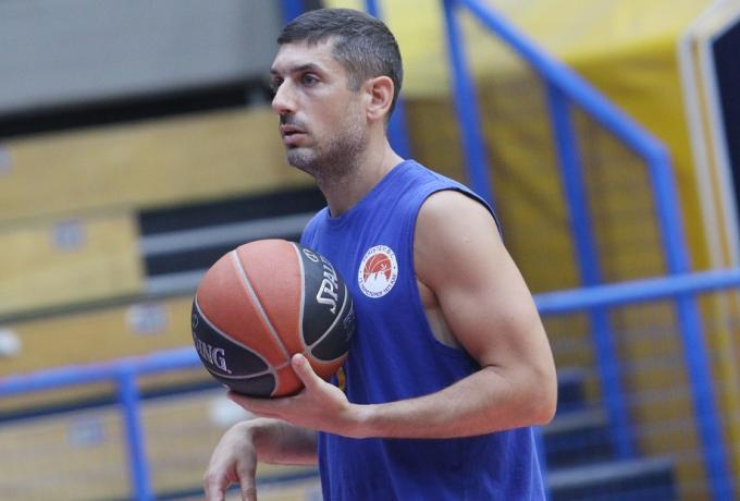 Ξανθόπουλος: «Να συνεχιστεί η επικοινωνία και να βρούμε λύσεις για το μπάσκετ» (ΦΩΤΟ)
