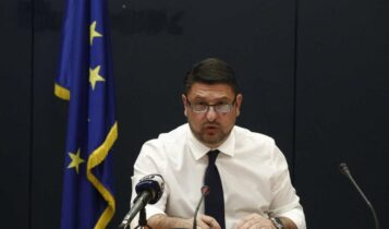 Χαρδαλιάς: «Μέχρι τη Δευτέρα απαιτούνται sms και έγγραφο για μετακίνηση»