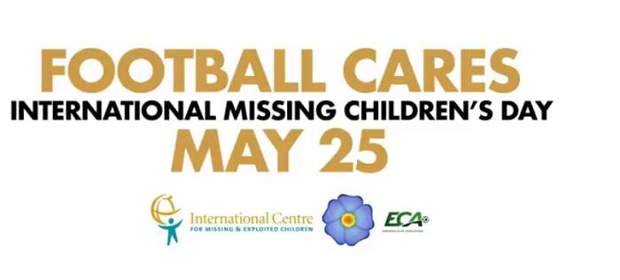 Η ΠΑΕ ΑΕΚ στηρίζει την Παγκόσμια Ημέρα για τα εξαφανισμένα παιδιά (VIDEO)