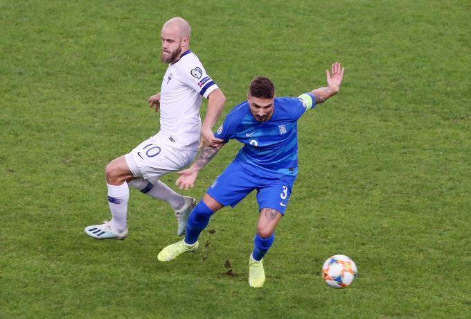 Σταφυλίδης: «Ένιωσα ρίγος όταν φόρεσα το περιβραχιόνιο σε παιχνίδι της Εθνικής Ελλάδας»