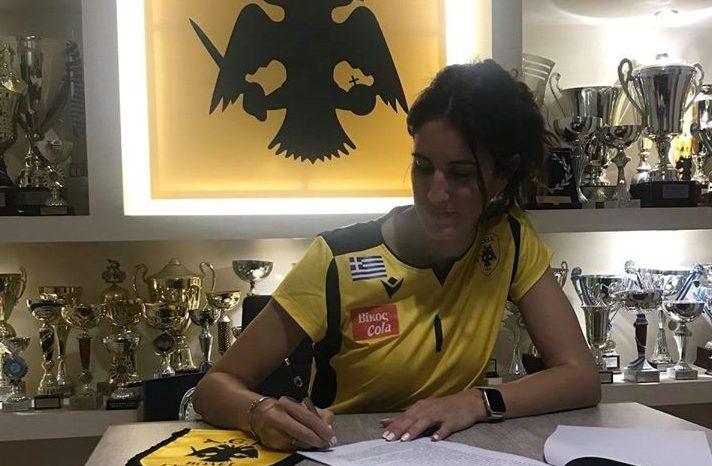 Υπέγραψε η Κουντουρά που συνεχίζει στην ΑΕΚ!