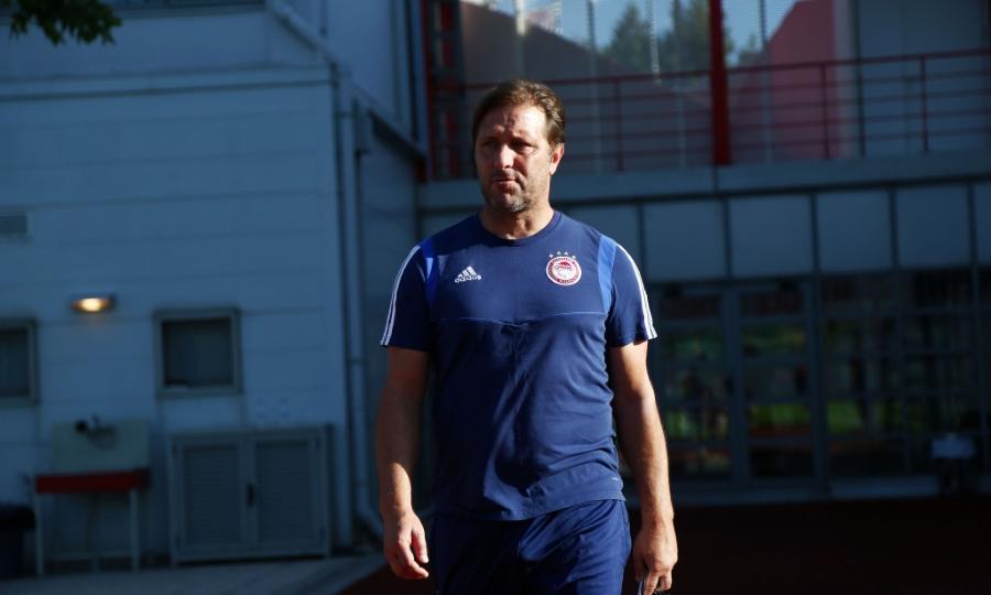 Μαρτίνς: «Ελπίζουμε να αγωνιστούμε ξανά και να ολοκληρωθεί το πρωτάθλημα»