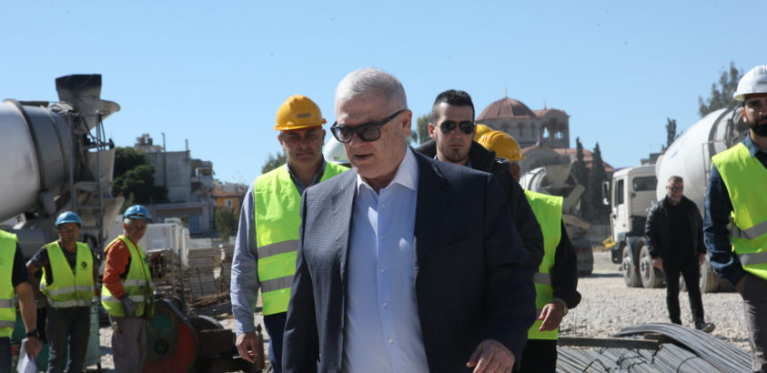 Η... τρέλα του: Ο Μελισσανίδης ξανά στην «Αγιά Σοφιά»!