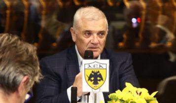 Όταν ο Μελισσανίδης δάκρυσε για την ΑΕΚ και την «Αγιά Σοφιά»! (VIDEO)