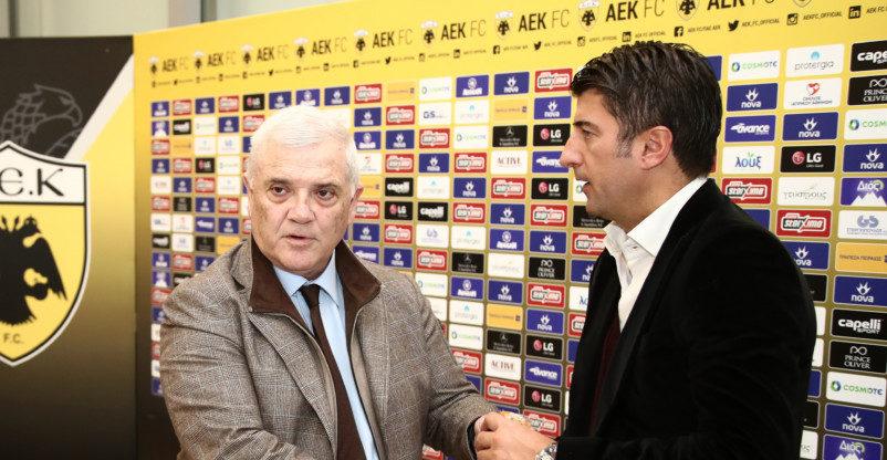 Μελισσανίδης και Ίβιτς αποφασίζουν για το σχέδιο τη νέας ΑΕΚ!