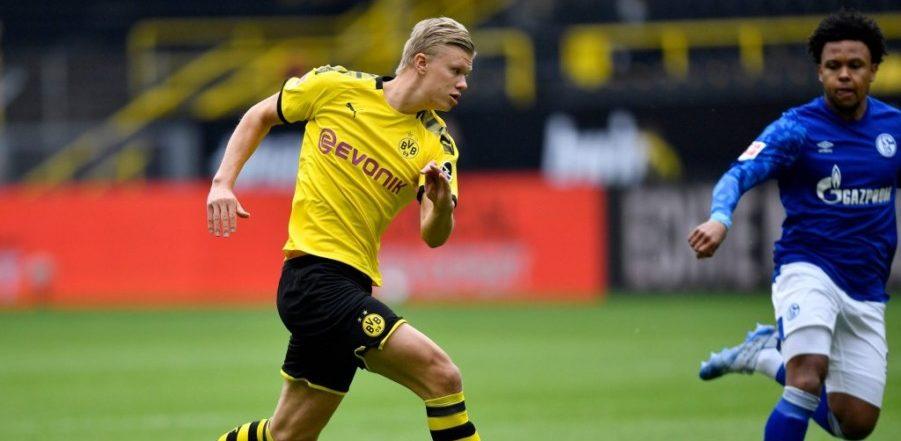 Ο Χάαλαντ δεν καταλαβαίνει από καραντίνα -Το πρώτο γκολ της Bundesliga μετά τη διακοπή λόγω κορωνοϊού (VIDEO)