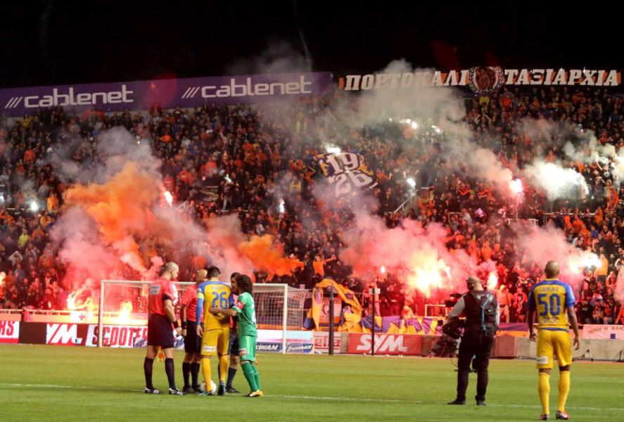 Προς οριστική διακοπή το κυπριακό πρωτάθλημα