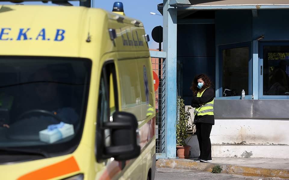 Κορωνοϊός: Στους 162 οι νεκροί στην χώρα μας -Κατέληξαν δύο γυναίκες
