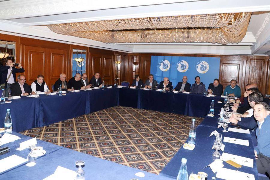 Επίσημο: Διακοπή του πρωταθλήματος στην Κύπρο!