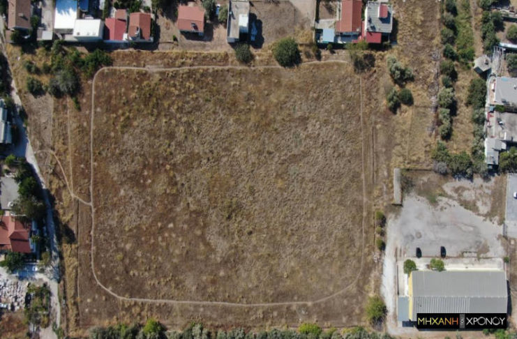 Ετσι είναι σήμερα οι Θρακομακεδόνες της ΑΕΚ: Ένα τέρμα μέσα στο χωράφι! (VIDEO)