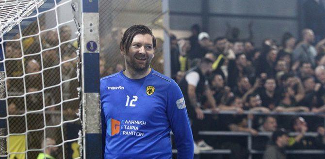 Επίσημο: Για ακόμα ένα χρόνο στην ΑΕΚ ο Μίλαν Κοσάνοβιτς!