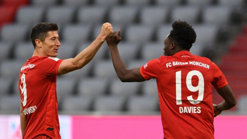 Bundesliga: «Πεντάρα» της Μπάγερν στη Φορτούνα