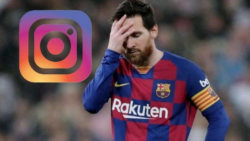 Χάκαραν τον λογαριασμό του Λιονέλ Μέσι στο Instagram (ΦΩΤΟ)