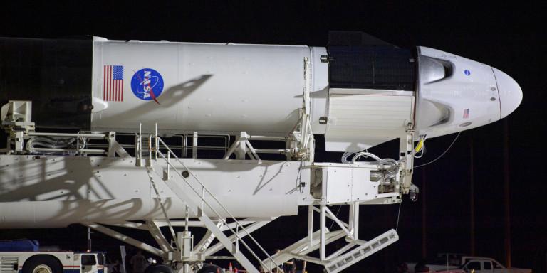 NASA: Έδωσε το «πράσινο φως» για την επανδρωμένη διαστημική αποστολή από την Space X του Ελον Μασκ