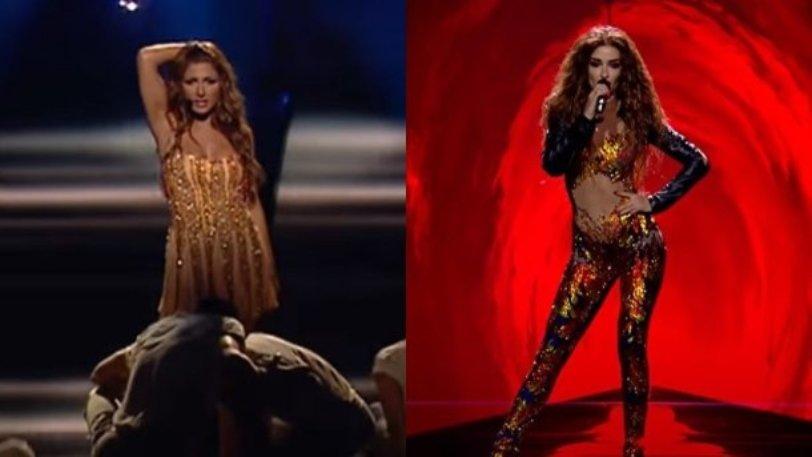 Φουρέιρα και Παπαρίζου ξανά στην Eurovision: Είπαν το «ναι» για το σόου αντί του διαγωνισμού!