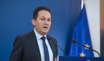 Πέτσας: «Δεν υπάρχει στο μυαλό του πρωθυπουργού σκέψη για ανασχηματισμό ή εκλογές»