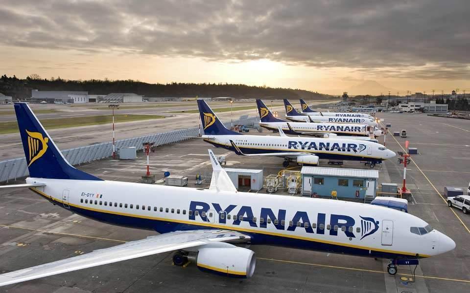 Καθηλωμένα στο έδαφος θα παραμείνουν τα μισά αεροσκάφη των Ryanair, British Airways και Iberia