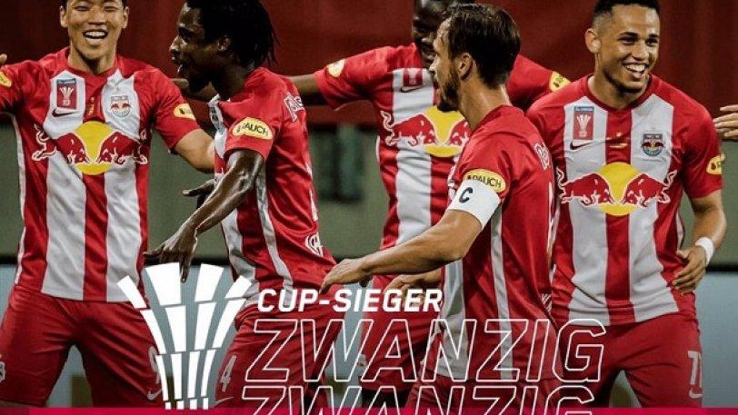 Κυπελλούχος Αυστρίας η Σάλτσμπουργκ, 5-0 την Αούστρια Λούστεναου