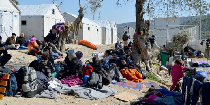 Κορωνοϊός: Δύο προσφυγές θετικοί στη Λέσβο - Τέσσερις συνολικά