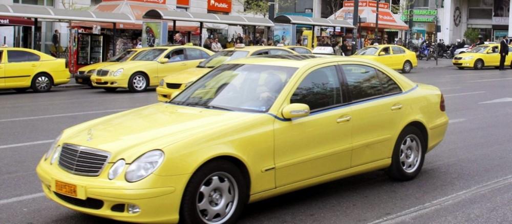 Τοποθετείται διαχωριστικό προστασίας στα ταξί