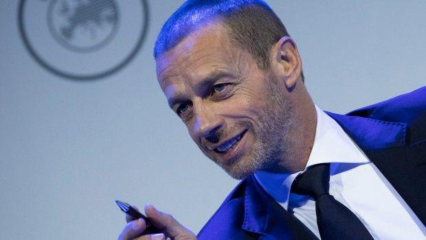 Τσεφέριν: «Παράδειγμα για όλους η επανεκκίνηση της Bundesliga»