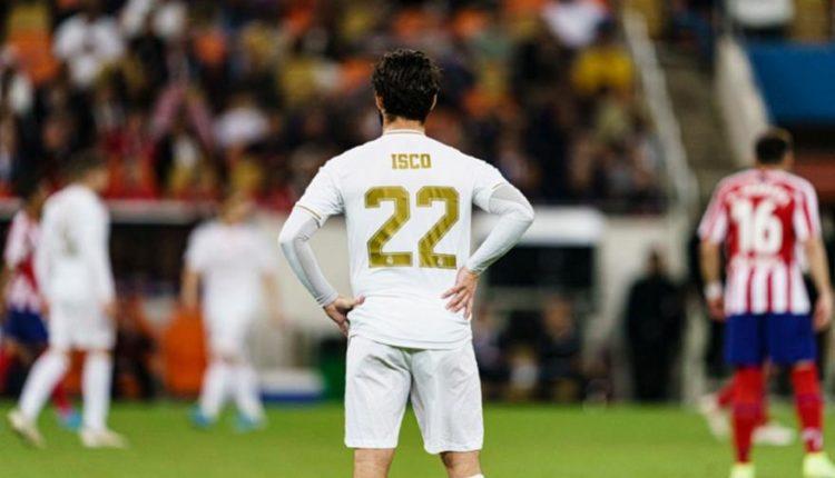Χάνει Ίσκο για 3 εβδομάδες η Ρεάλ Μαδρίτης