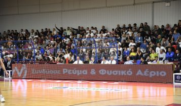 Οριστικό: Αποχωρεί από την Basket League ο Ήφαιστος Λήμνου