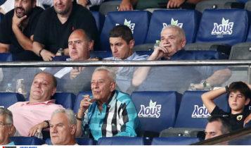 Μελισσανίδης κατά Αυγενάκη: «Θέλει να δημιουργήσει πρόβλημα στην ΑΕΚ -Να αποσύρει άμεσα τη διάταξη!»