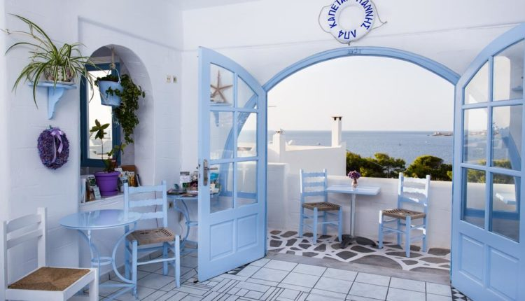 Enwsi.gr και ΑΕΚ Concept Store σας πάνε διακοπές -Τριήμερο στην Πάρο!