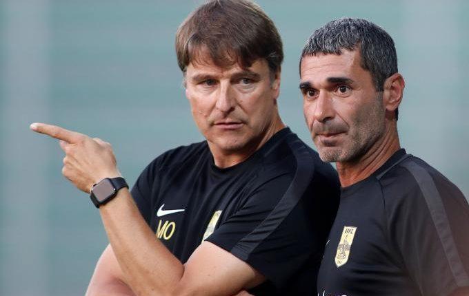 Τερζής: «Έχουμε διαβάσει καλά την ΑΕΚ, να κάνουμε το βήμα για τον τελικό»