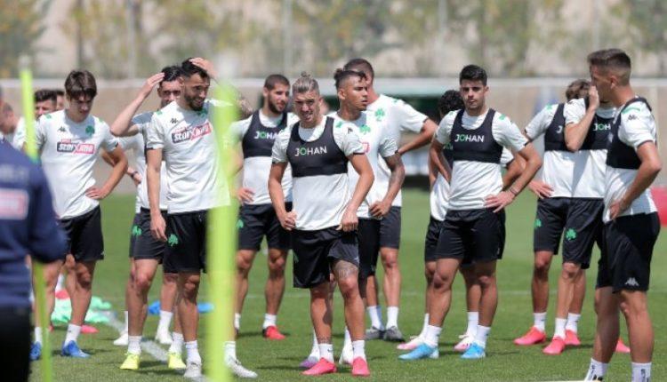 Υπό διάλυση ο Παναθηναϊκός πριν την ΑΕΚ -Χωρίς 11 παίκτες η προπόνηση