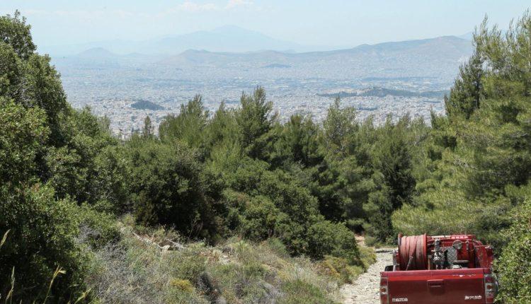 Νεκρός ο 54χρονος άνδρας που αγνοούνταν στον Υμηττό