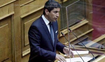 Διόρθωση Αυγενάκη στην τροπολογία: Κώλυμα για τους υπόδικους μέχρι… να αθωωθούν!
