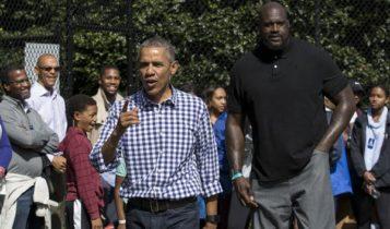 Σακίλ: «Μου λείπει πραγματικά ο Ομπάμα»