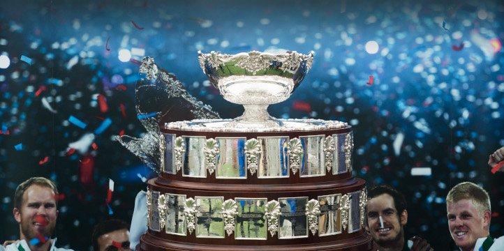 Davis Cup: Μετατέθηκε για το 2021