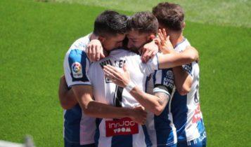 Εσπανιόλ - Αλαβές 2-0: Ελπίδες για παραμονή