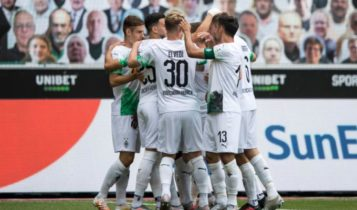 Bundesliga: Γκλάντμπαχ στα... αστέρια, Λεβερκούζεν και Χόφενχαϊμ στο Europa -«Χαστούκι» του Κράματιτς στην Ντόρτμουντ