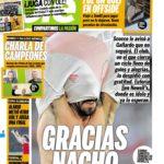 «Κλαίει» όλη η Αργεντινή για τον Νάτσο! (ΦΩΤΟ)