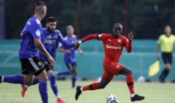 Ζάαρμπριγκεν - Λεβερκούζεν 0-3: Στον τελικό Κυπέλλου οι «ασπιρίνες»