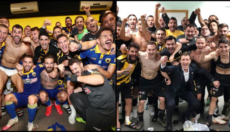 AEK: Από Ξάνθη μέχρι Θεσσαλονίκη -Η πορεία του Καρέρα σε δυο φωτογραφίες... σταθμούς της χρονιάς!