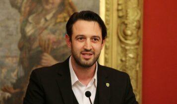 Ο Ηλίας Χατσίκας Γενικός Αρχηγός της ΑΕΚ