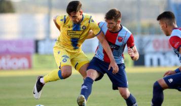 Αστέρας Τρίπολης-Πανιώνιος 0-0: Δυσκολεύει η παραμονή για τους Νεοσμυρνιώτες
