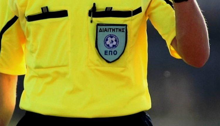 Super League: Περνούν από τεστ για κορωνοϊό και οι διαιτητές
