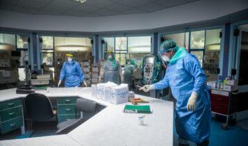 Κορωνοϊός -Εκτινάχθηκαν τα κρούσματα στην Ελλάδα: 97 νέα, 182 τα θύματα της πανδημίας