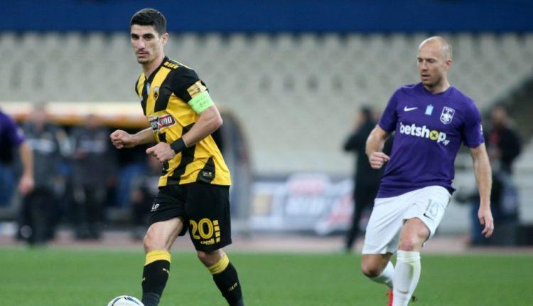 ΑΕΚ: Μόνο μια φορά έχει αποκλειστεί στο Κύπελλο ενώ κέρδισε στον πρώτο αγώνα